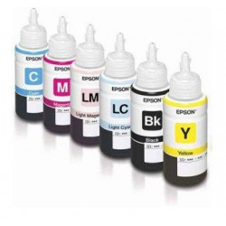 Epson Ink with serial code