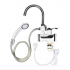 Instant Hot Water Faucet Bathroom And Kitchen Electric Water Heating Tap Temperature Display With Shower
